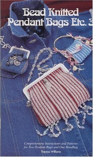 Bead Knitted Pendant Bags Etc. 3