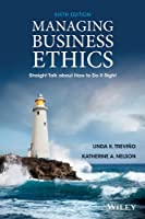 Managing Business Ethics, 6th Edition Front Cover