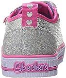 Skechers 10764N Toddlers Twinkle Toes: Shuffles