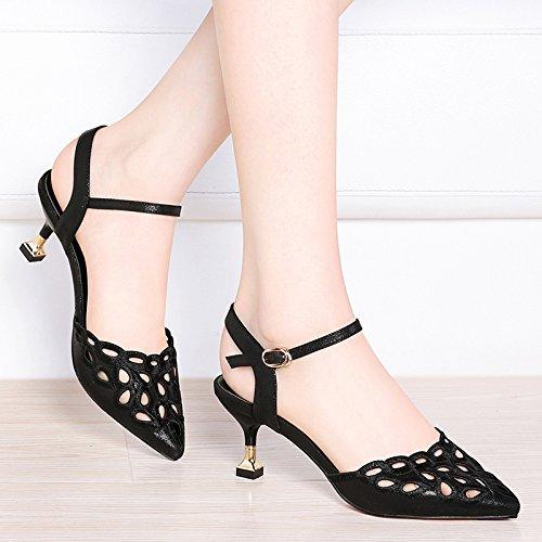 HUAIHAIZ Damen High Heels Heels Heels Pumps Hochhackige Sandalen Katzen mit Frau Sensing Schuhe Abend Schuhe ea1b74