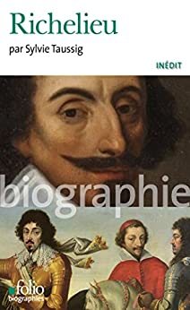 Richelieu (Folio Biographies) (French Edition) by [Taussig, Sylvie]