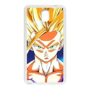 Dragon ball Super Saiyan Cell Phone Case for Samsung Galaxy Note3