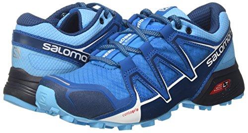 à Chaussures Surf Blue Trail Bleu 2 Noir de et Aquarius Ciel Pointure Vario Hawaiian Speedcross Bleu Textile Salomon Running Synthétique Pied Femme Course Mykonos IqxwFRg0C