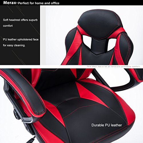 Merax Style Gaming Chair for Office