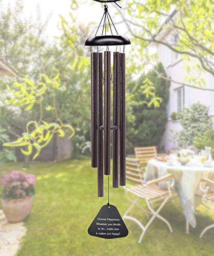 Wind Chimes Outdoor Large Deep Tone, 36