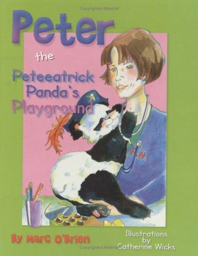 Peter the Peteeatrick Panda's Playground ebook