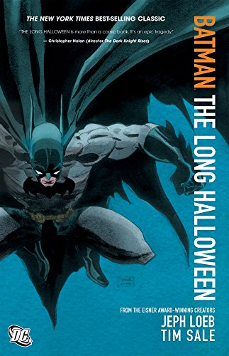Batman: The Long Halloween (Death Of The Family Graphic Novel Reading Order)