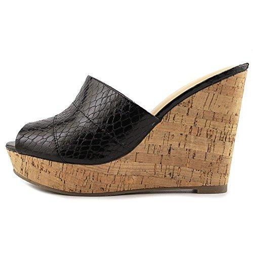pour Sandales Noir Thalia Femme Frauen US AU5wwdq