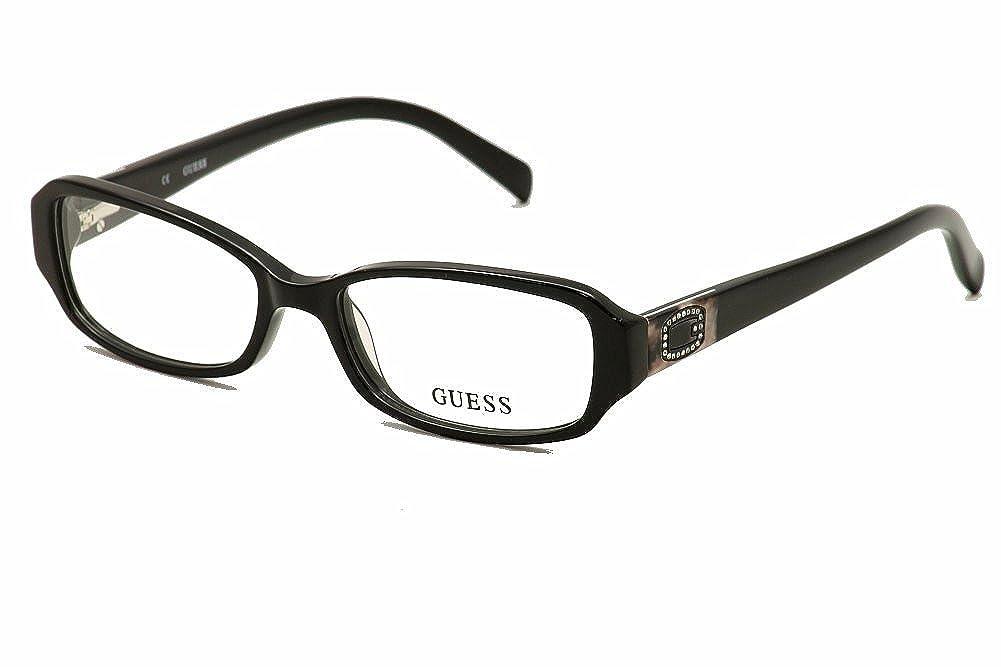 Guess GU 2366 BLK 53 ブラック 53mm メガネ   B00D7H2H8Q