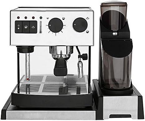 Brielstore SEG162A Independiente Manual Máquina espresso 2L 2tazas ...