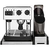 Briel SEG162A Espressomaschine + Kaffeemühle, 40 x 31 x 31 cm