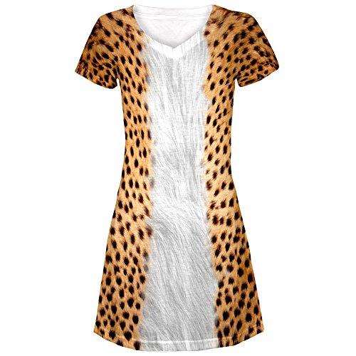 cheetah dresses for juniors - 5