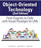 img - for Object-Oriented Technology: From Diagram to Code with Visual Paradigm for UML book / textbook / text book