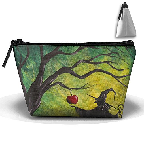 Storage Portable Bag Cosmetic Pouch Witch Large Capacity Make Up Purse Medicine Trapezoid Toiletry - In Va Stores Roanoke