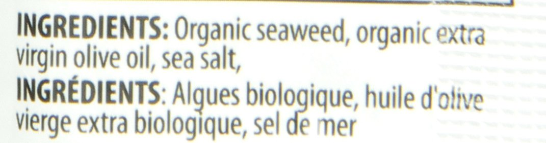 SeaSnax Organic Roasted Seaweed Snack, Original, 0.54 Ounce (Pack of 16) by SeaSnax (Image #3)