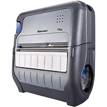 Intermec PB50 térmica directa impresora móvil 203 x 203dpi ...