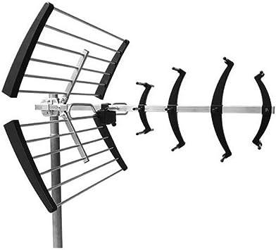 Antena UHF Neo, Canales 21/48, G=16 dB: Amazon.es: Electrónica