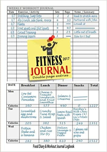 online workout journals