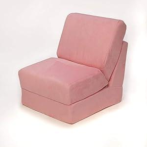 Fun Furnishings Teen Chair, Pink