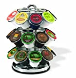 keurig coffee lazy susan - Keurig 5060 K-Cup Carousel, Chrome