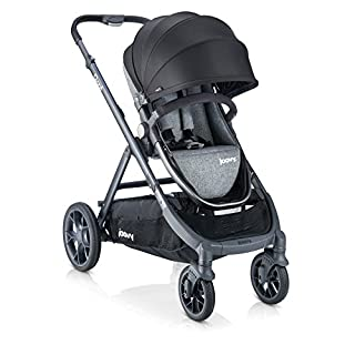 Families grow, kids change, and finally, there's a stroller that can keep up. The Qool is a multifunctional stroller that changes and grows with your family. As a single, it can be configured with baby facing forward, or back, high or low. It has 56 ...