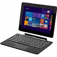 2016 Nextbook Flexx 10.1 Convertible Laptop With Keyboard, 1 Year Office 365 and 1 Tb Cloud Storage (Intel Atom Z3735F Quad-Core Processor, 2GB RAM, 32GB Memory, Webcam, Bluetooth, Windows 8.1)