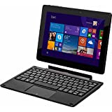 "2016 Nextbook Flexx 10.1"" Convertible Laptop With Keyboard, 1 Year Office 365 and 1 Tb Cloud Storage (Intel Atom Z3735F Quad-Core Processor, 2GB RAM, 32GB Memory, Webcam, Bluetooth, Windows 8.1)"