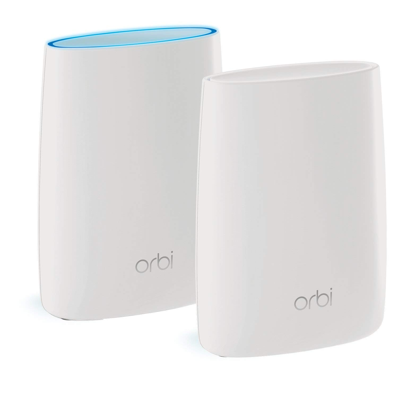 NETGEAR Orbi Home Mesh WiFi System (RBK50) (Renewed) by NETGEAR