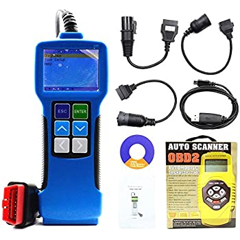 Truck Diagnostic Tool T71 Universal Diesel Heavy Duty Code Reader V24 For Bus and Heavy Truck Diagnostic Scanner Tool For Benz/Isuzu/Cummins/Iveco/Volvo ...