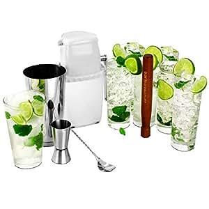 bar@drinkstuff - Set de coctelería para mojitos