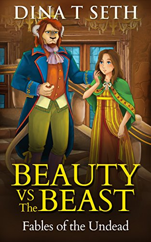 Zombie Kids Books : BEAUTY VS THE BEAST - Fables of the Undead ( zombie books fiction,zombie books for kids,zombie books for kids) (zombie books for kids - Fables of the Undead Book 4) (Scary Stories To Tell In The Dark Images)