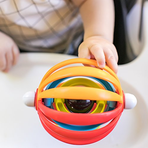 51f84xPqtVL - Baby Einstein Sticky Spinner Activity Toy