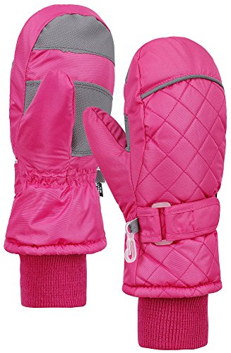 Andorra Weather Proof Thinsulate Winter Mittens