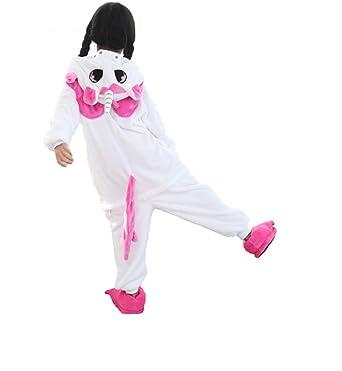 c8ed4c5f7b Kids Boys Girls Animal Character Onesies Fancy Dress Up Pyjamas Pajamas Size  Age (4-6 Years (95)