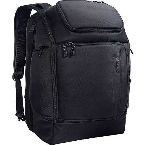 eBags Professional Flight Laptop Backpack - Best Computer Bag for Travel - Fits up to 15.6