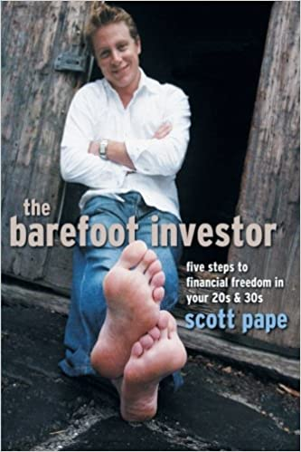 The barefoot investor five steps to financial freedom in your 20s the barefoot investor five steps to financial freedom in your 20s and 30s 1st edition malvernweather Images