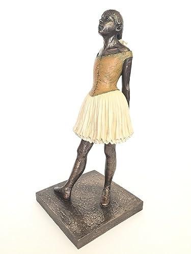 Large Degas Little Dancer Ballerina Statue