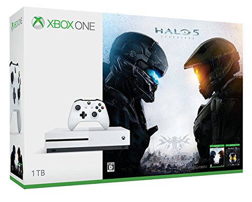 Xbox OneS本体 1TB Halo Collection