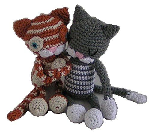 Luise Crochet Set Amigurumi 3 by ThePatternFactory