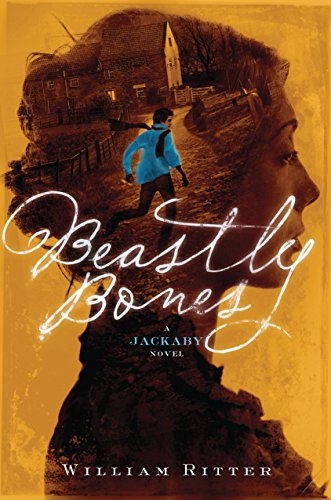 Beastly Bones: A Jackaby Novel by [Ritter, William]