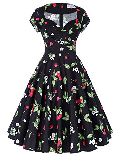 Belle Poque Vintage Floral Dresses product image
