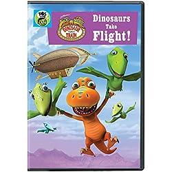 Dinosaur Train: Dinosaurs Take Flight