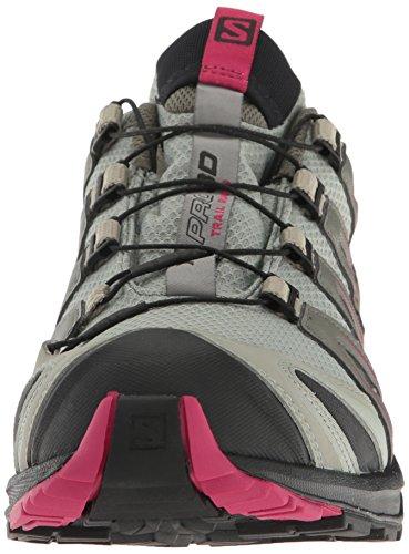 Salomon XA para Trail Calzado GTX Pro W 3D de Mujer Running Verde qA46fq