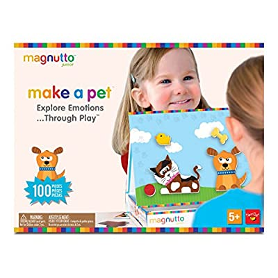 Neat-Oh! Magnutto - Make a Pet - Educational Magnetic Activity: Toys & Games