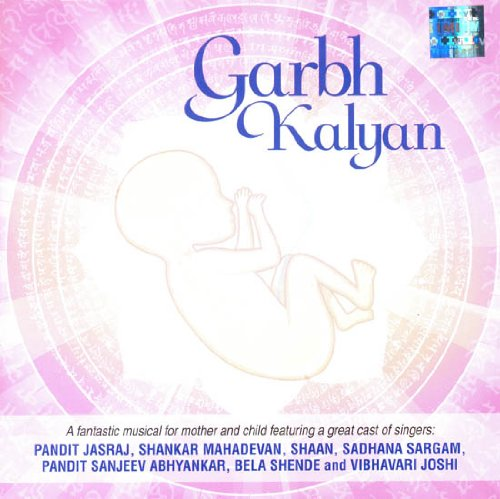 Garbh Kalyan (A Fantastic Musical for Mother and Child) (Set of 2 Audio CDs)