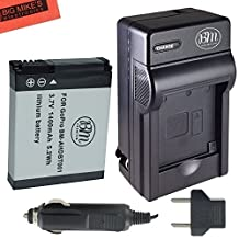 AHDBT-001, AHDBT-002 Battery & Battery Charger for GoPro HD HERO, HERO2 Camera