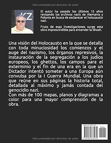 HISTORIA GENERAL DEL HOLOCAUSTO: Versión sencilla: Amazon.es ...