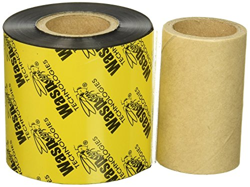WASP BARCODE TECHNOLOGIES 633808431181 / Premium Label Ribbon /2.16 X 820 WAX-RESIN RIBN FOR WASP WPL 305 AND 606 PRINTERS