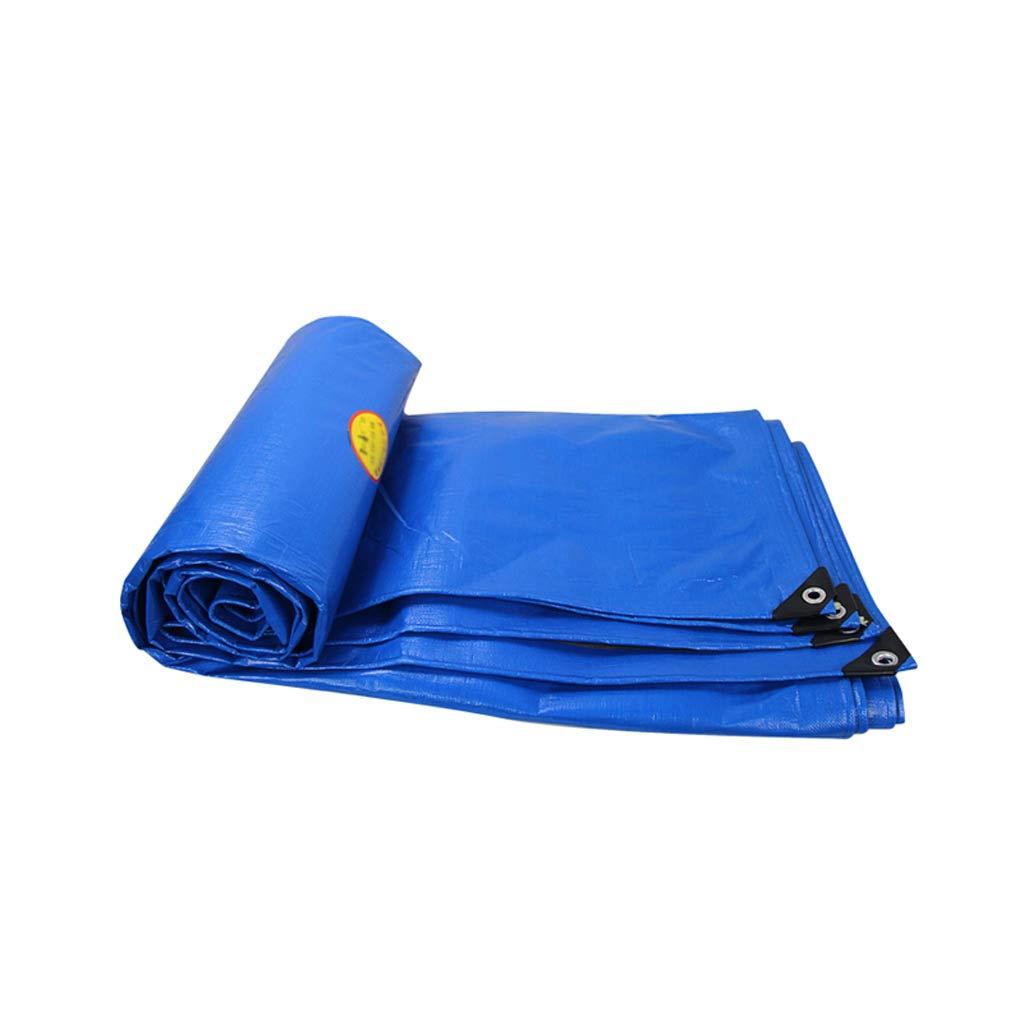 Plane LCSHAN Regenfestes Tuch Plastikverdickung Mode dauerhaft wasserdicht und staubdicht Multifunktions Outdoor (größe   5  7m)