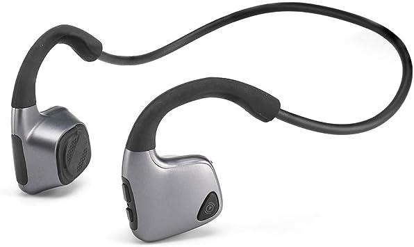 2x Bluetooth Knochen Leitung Kopfhörer Sports Kopfhörer mit Mic Headsets